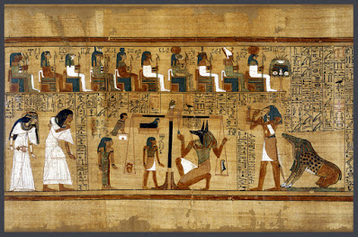 The Book of the Dead. Papyrus of Ani. The British Museum