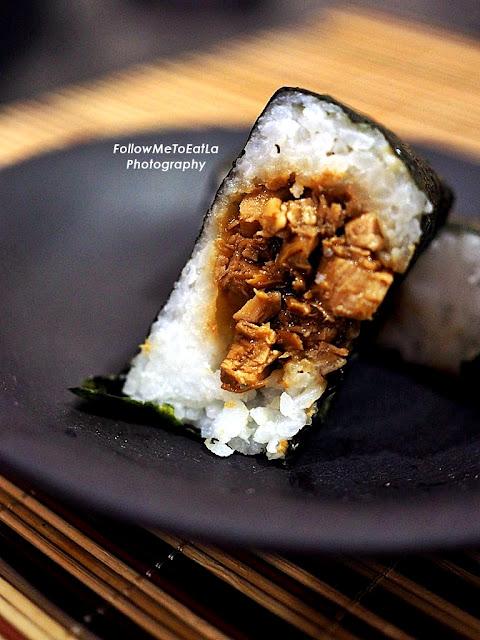 Teriyaki Chicken Onigiri  RM 3.70