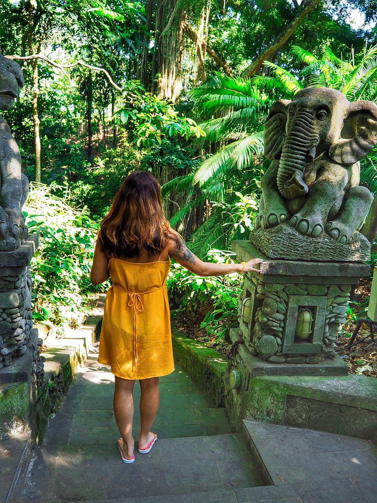 Coping with long haul flights - Bali