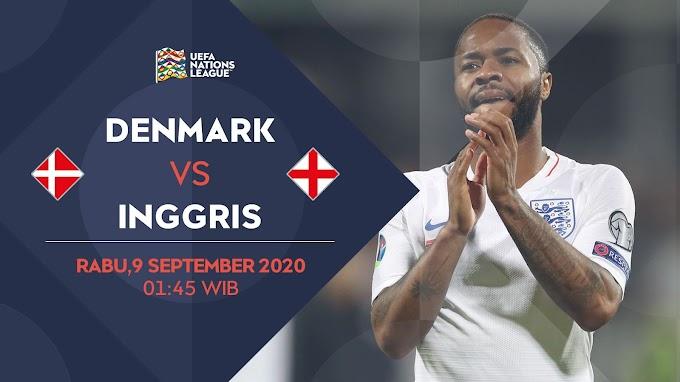 Prediksi Denmark vs Inggris: Kane Mulai Cemas
