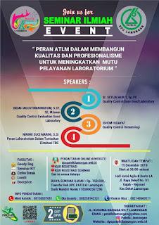Seminar Ilmiah DPC PATELKI Lamongan Tahun 2019