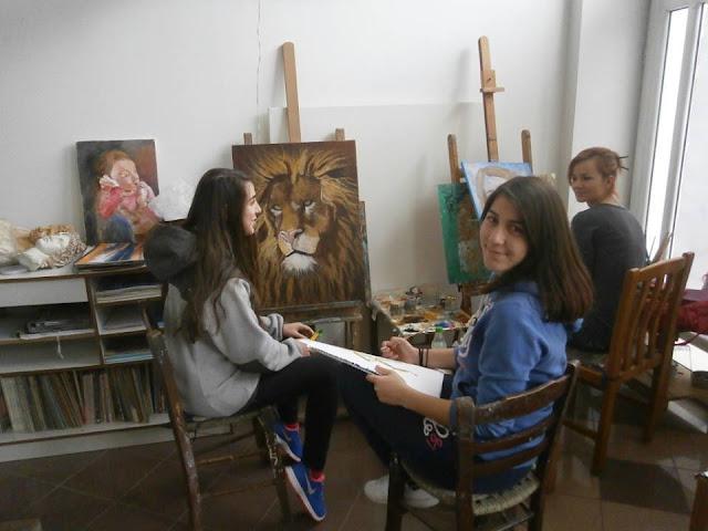Ξεκινούν τα μαθήματα στο Καλλιτεχνικό Εργαστήρι Άργους