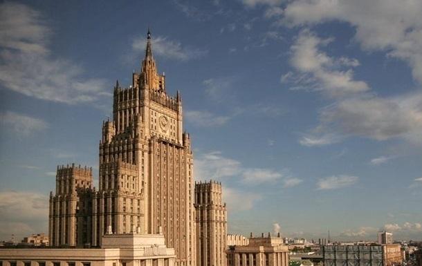 РФ заявила про зовнішнє втручання у справи Білорусі