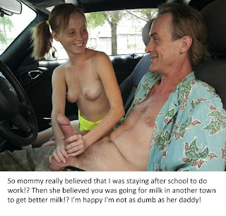 Wild lesbian - Keeping it in the family captions 2