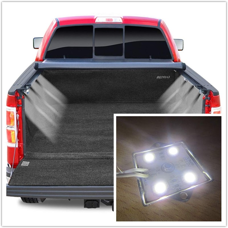 Universal LED Bed Rail Light Kit Truck Bed Light 32 Super Bright LED  40% off