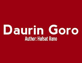 Daurin Goro