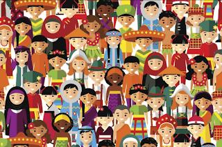 konsep keberagaman di lingkungan sekitar www.simplenews.me