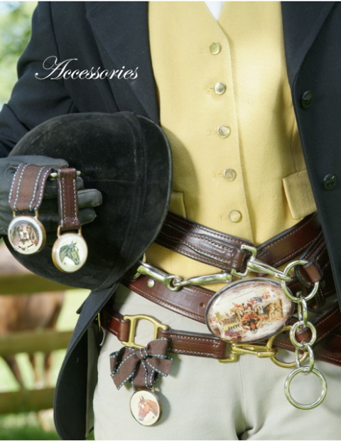 Horse Country Chic: Rebecca Ray Equestrian-Influenced