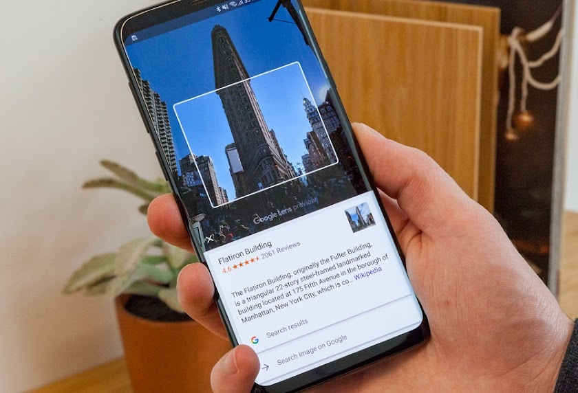 Google Lens comes to image search in the US