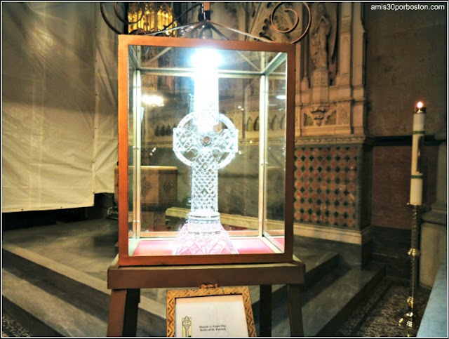 Reliquia de San Patricio