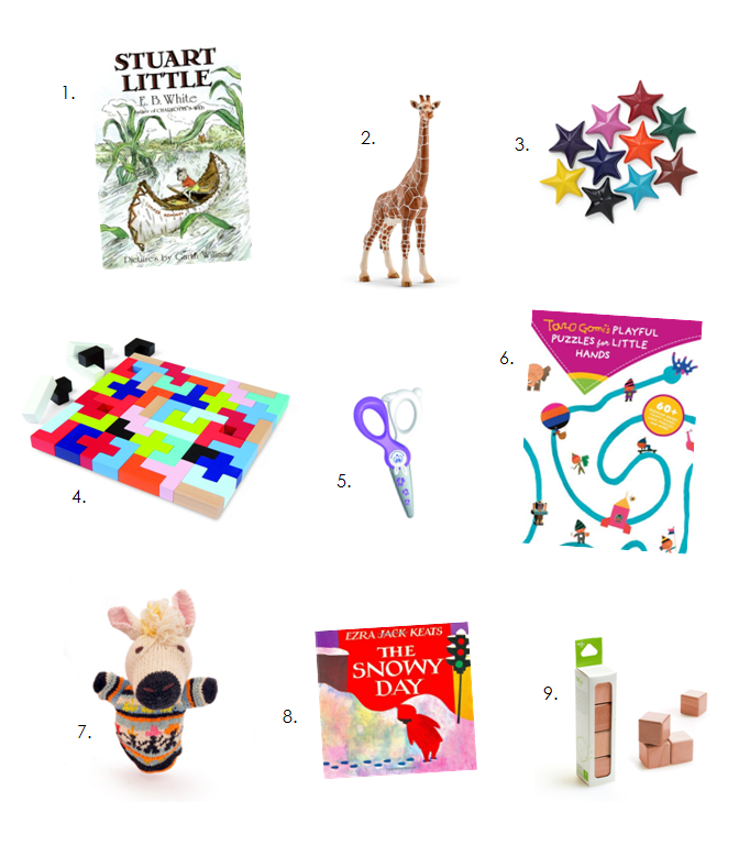 the last minute gift guide!
