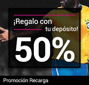 goldenpark promoción recarga 15 euros por deposito 17-21 mayo