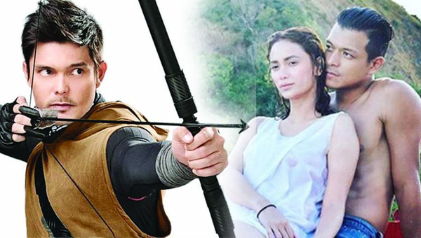 How did Magpahanggang Wakas and Alyas Robin Hood fare in the ratings game?