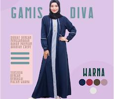 Gamis Diva DG-05  Lady Muslimah <p>USD 25</p> <code>DG-05</code>