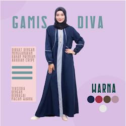 Gamis Diva DG-05 dress fashion wanita <p>Rp150.000</p> <code>DG-05</code>