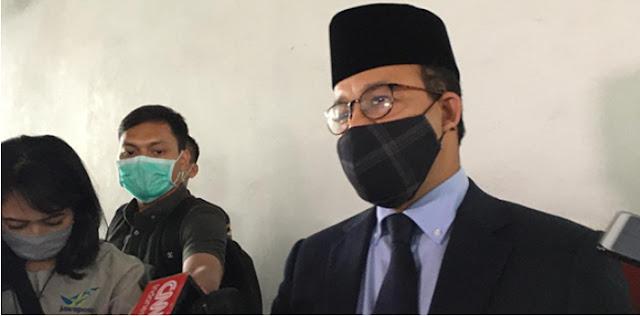 Kenapa PSBB Jakarta Mulai Jumat? Ternyata Anies Baswedan Punya Maksud Tertentu