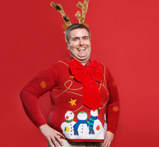 Crazy ugly christmas sweaters