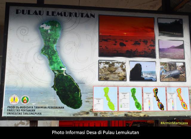 informasi pulau lemukutan