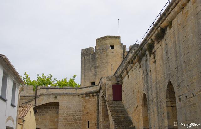Porzione delle Mura cittadine di Aigues Mortes