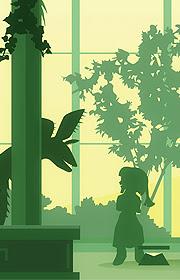 IxxI in the Botanic Garden