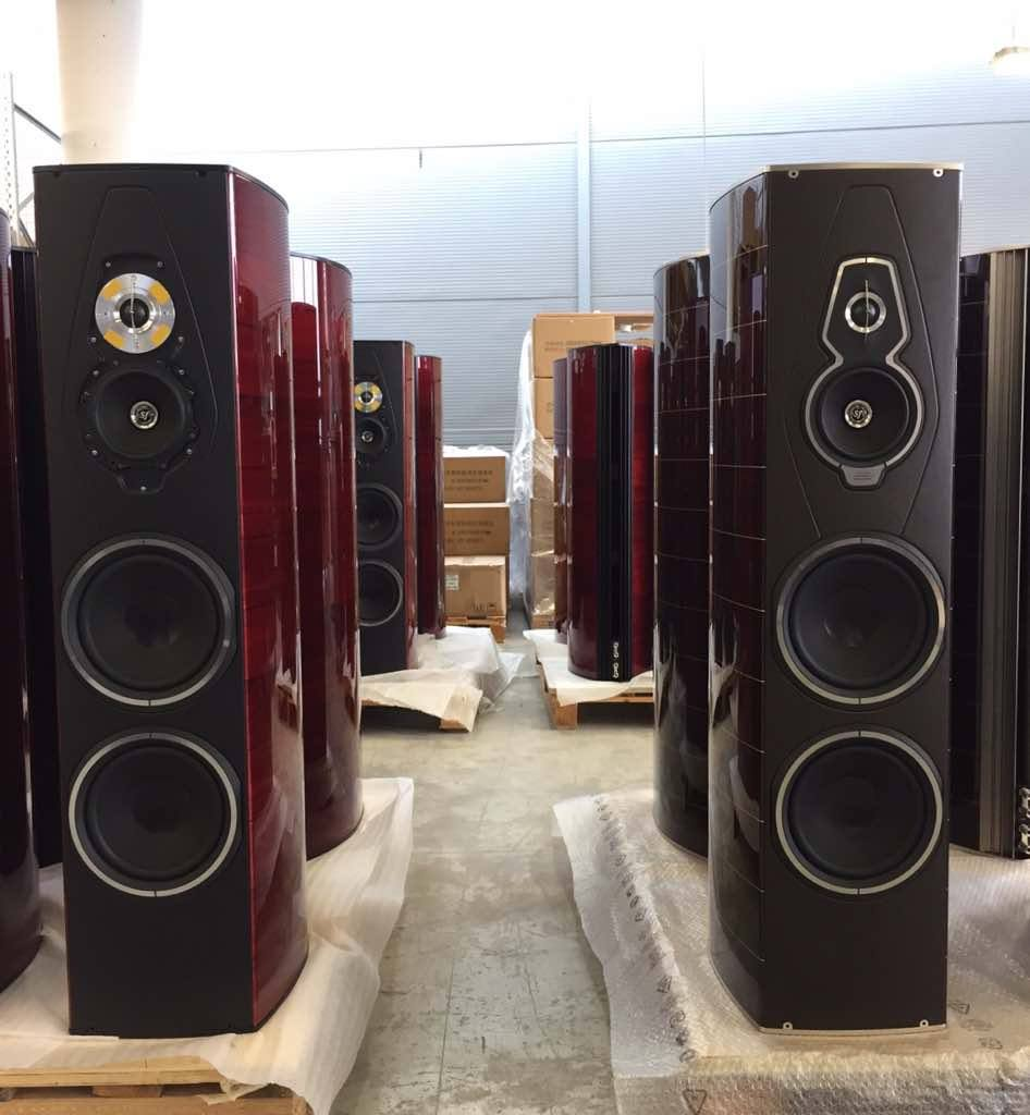 Mono And Stereo High End Audio Magazine Sonus Faber Amati