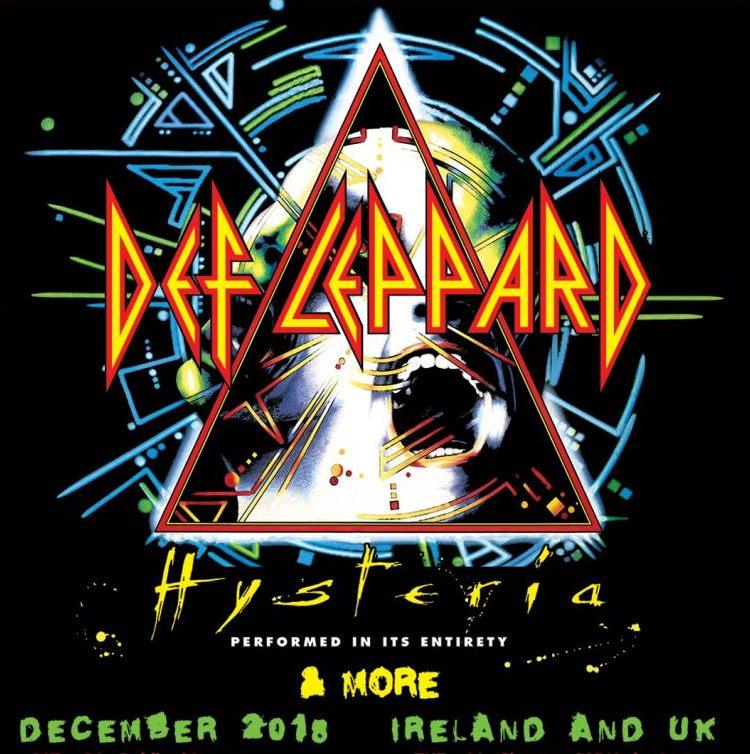 Def Leppard Tour Dates  Uk