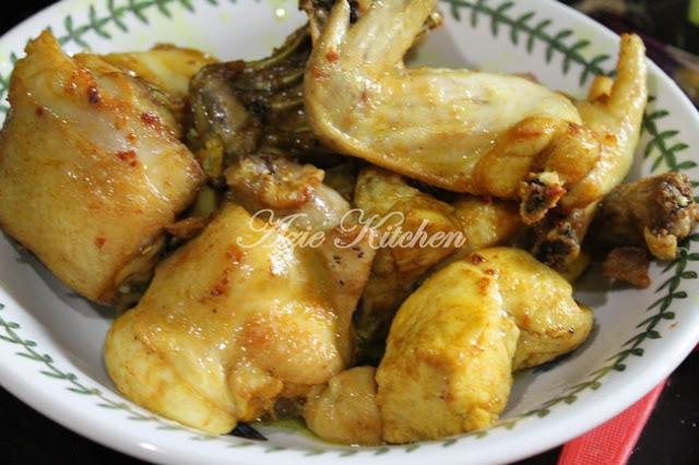 Ayam Masak Merah Wan Chu Yang Mudah Sedap Dan Terlaris