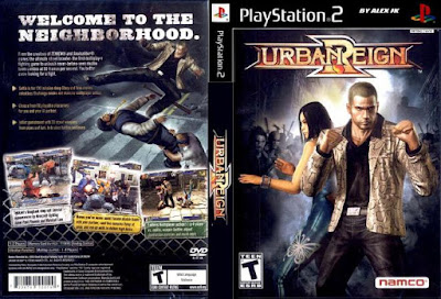 Urban Reign PS2 ISO Free Download