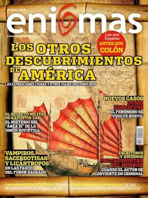 Revista Enigmas España - Octubre 2017
