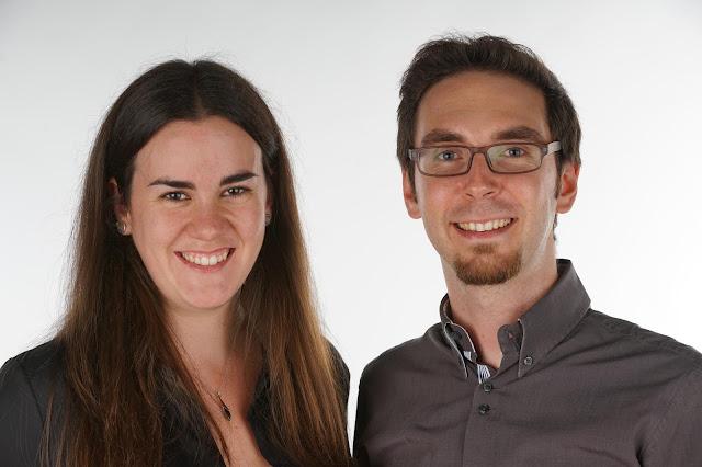 Elena Ferrándiz Sanz con Pedro Estepa Menéndez (Belmonte Arte)