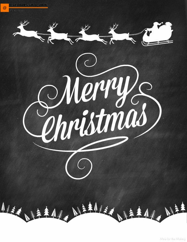 best-wishes-merry-christmas-poster