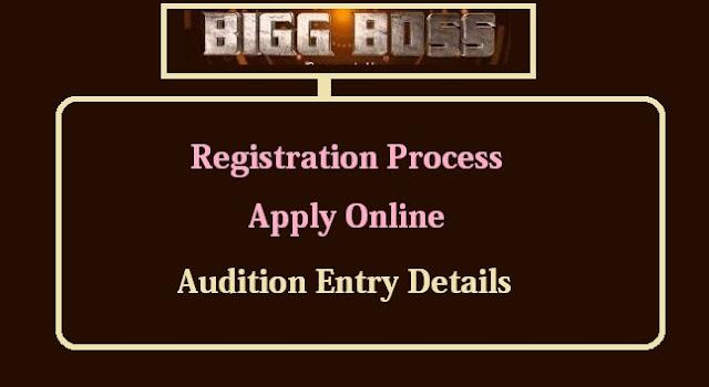 Bigg Boss Telugu Show Apply Online, Registration Process, Entry