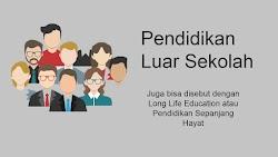 Pengertian dan Fungsi Pendidikan Luar Sekolah (PLS)