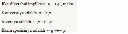 Logika Matematika : Pengertian Dan Penjelasan Konsep Di Dalamnya