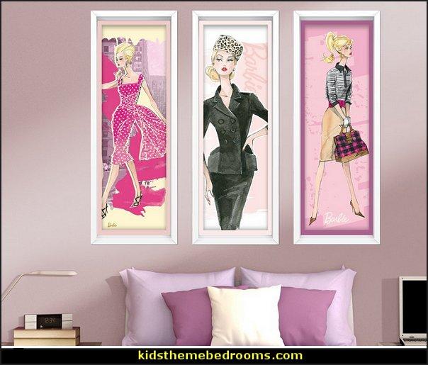 Fashionista Bedroom Ideas: Decorating Theme Bedrooms