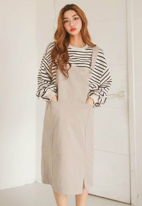 Meddan Overall Dress