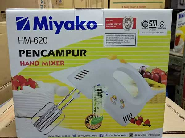 Cara Menghubungi Service Center Miyako Indonesia