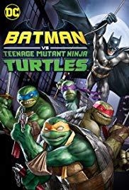 Liên Minh Người Dơi Và Ninja Rùa
