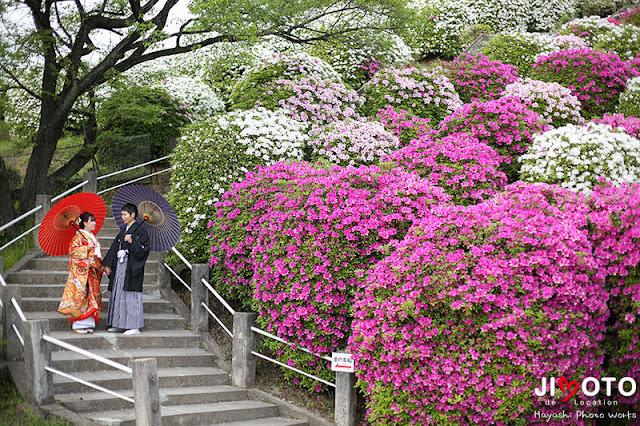 広島県呉市音戸にて地元で前撮り