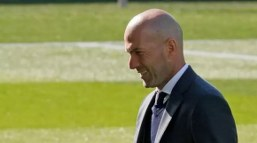 Zidane's future remains wrapped in mystery