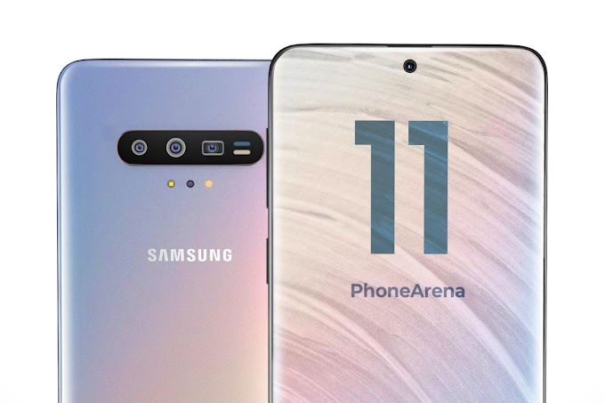 The Samsung's galaxy S11 will get a huge battery and ................click here to find out