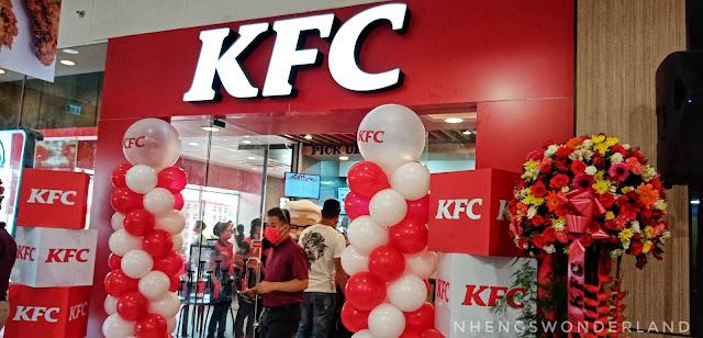 KFC - WalterMart Mall Antipolo