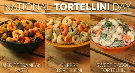 National Tortellini Day Wishes for Whatsapp