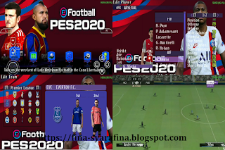 Download PES 2020 PPSSPP Lite by M Pro Gaming New Kits 2021