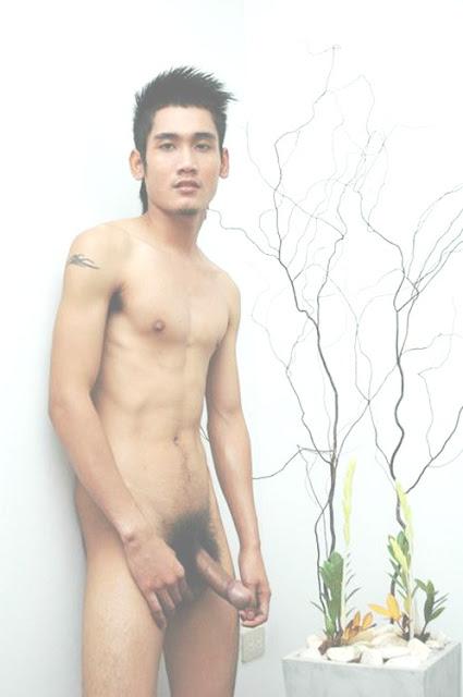 skinny hung naked men sexy
