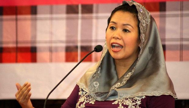 Yenny Wahid: Mayoritas Muslim Tak Mendukung Kelompok yang Berisik