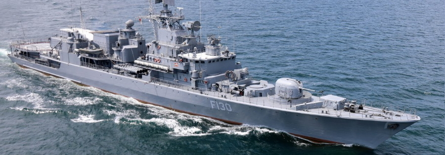 Міністру оборони показали АСБУ Контур розроблену для фрегата Гетьман Сагайдачний