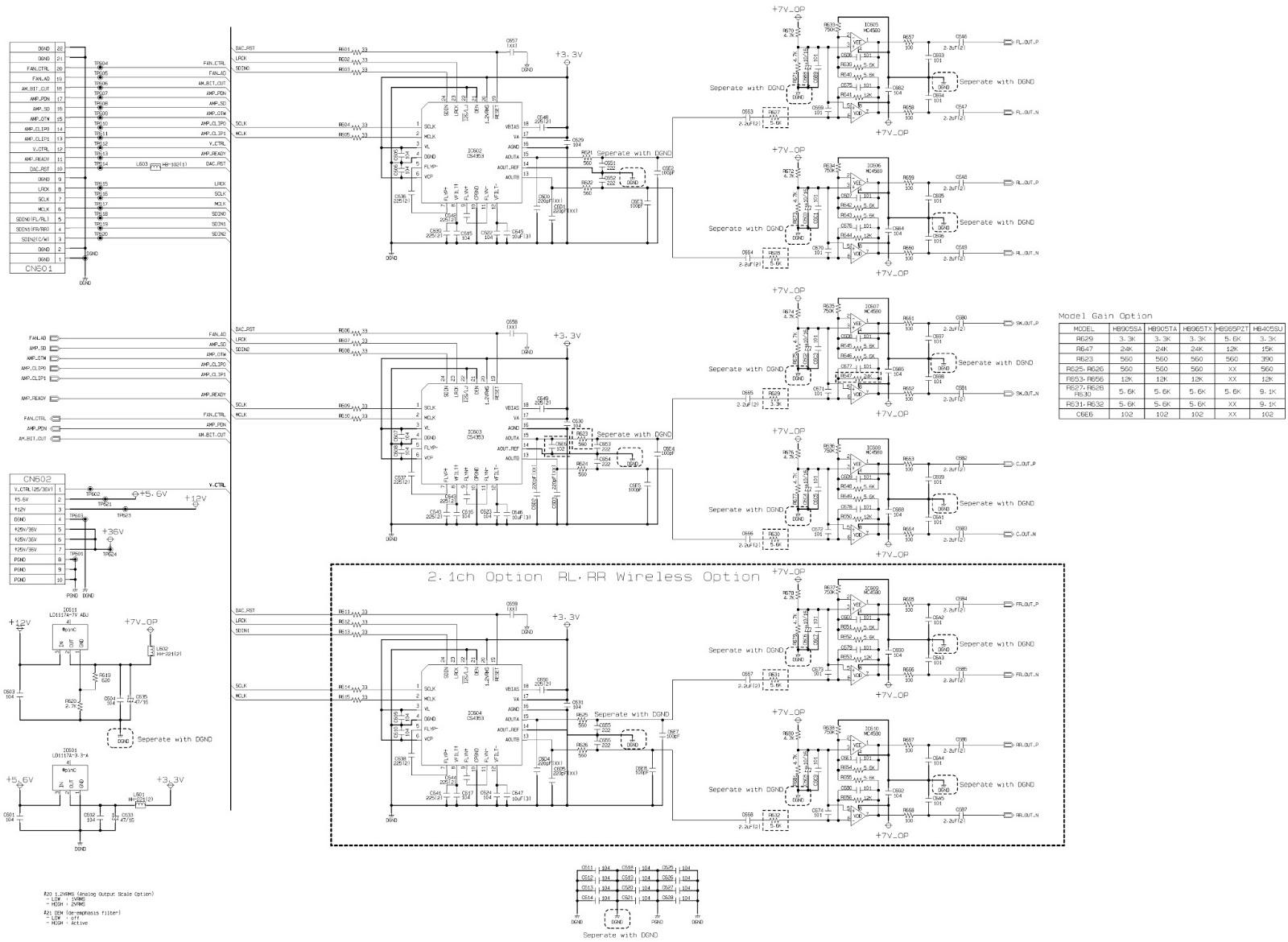 LG HB905PA