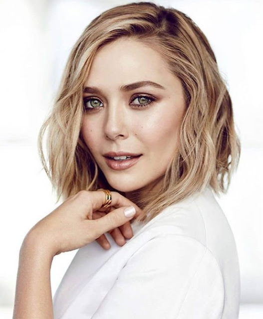Hollywood Actress Elizabeth Olsen Photos