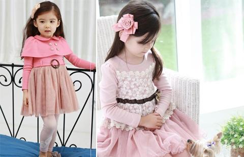 desain baju anak perempuan lucu
